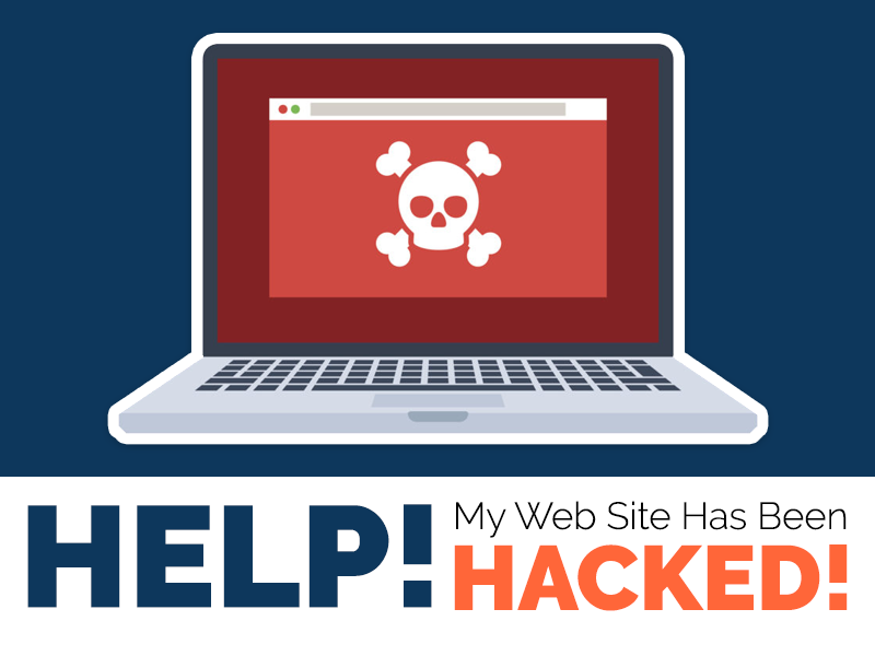 Help! My Website Has Been Hacked!